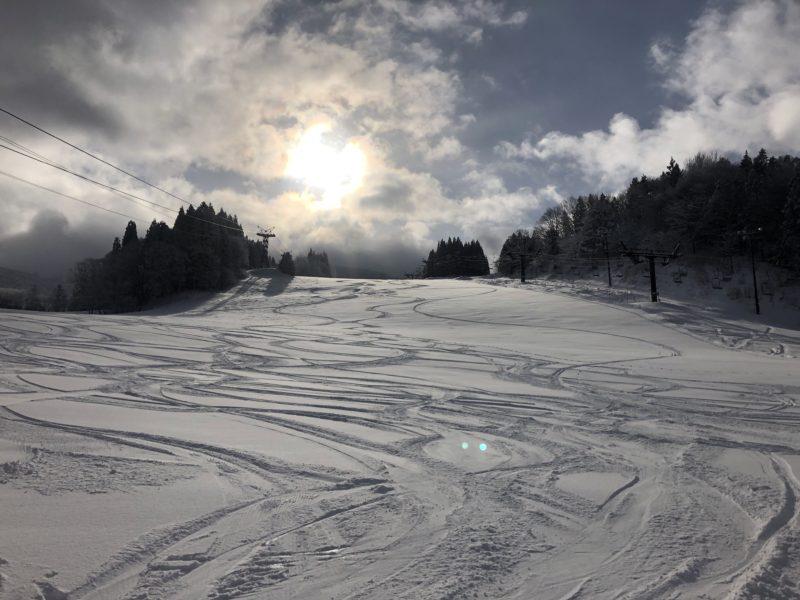 スキー 天気 場 温泉 蔵王